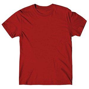 Camiseta Basic Vermelha