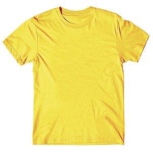 Camiseta Basic Amarela