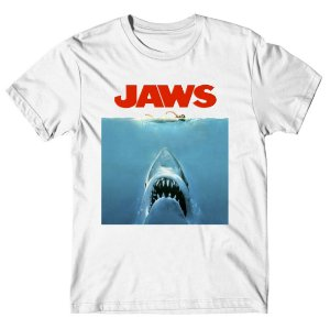Camiseta Jaws - O Filme