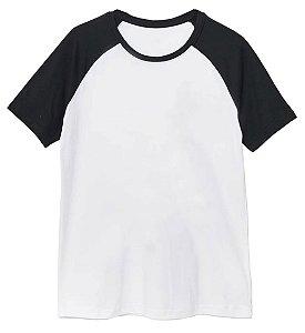 Camiseta Basic Raglan