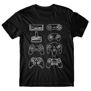 Camiseta Game Evolution
