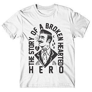 Camiseta Broken
