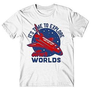 Camiseta Explore
