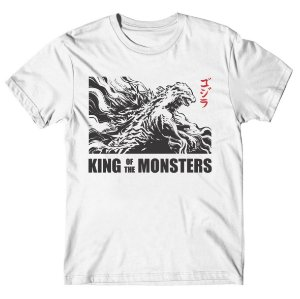 Camiseta King of the Monster