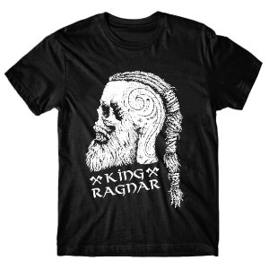 Camiseta King Ragnar