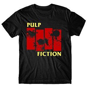 Camiseta Pulp Fiction - Filme