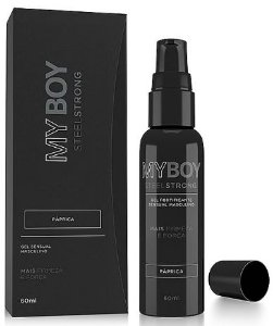 Gel Estimulante My Boy Steel Strong – 60ml