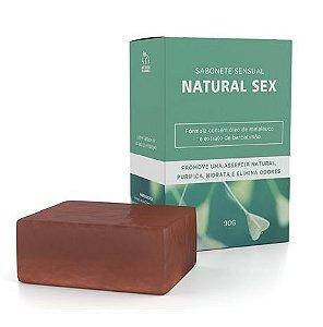 Sabonete Íntimo em Barra Natural Sex - 90g