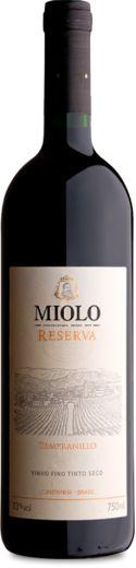 Vinho Miolo Reserva Tempranillo