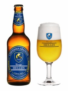 Cerveja Abadessa Helles 500ml
