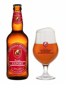 Cerveja Abadessa Export 500ml