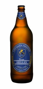 Cerveja Abadessa Helles 1L