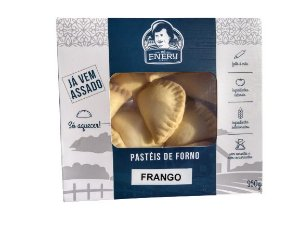 Pastel de Forno de Frango 350g - Vó Enery