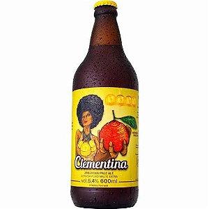Cerveja Irmãos Ferraro Clementina 600ml