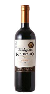 Vinho Santa Carolina Reservado Carmenere 750ml