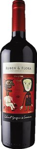 Vinho Ruben & Flora Gran Reserva 750ml