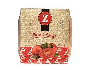 Molho de Tomate Zaccaron 350g