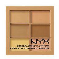 Paleta de corretivo medium – NYX