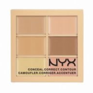 Paleta Corretivos Light – NYX