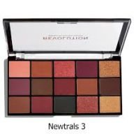 Reloaded Neutrals 3 Revolution Palette