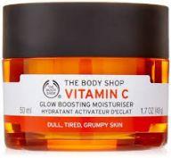Vitamin C Glow Boosting Moisturizer- The Body Shop