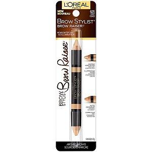 Lápis De Sombrancelha cor 625 Deep Fonce L'Oréal