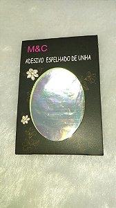 ADESIVO ESPELHADO DE UNHA M&C