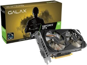 Placa de Vídeo Geforce Galax Gtx 1660