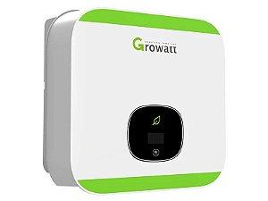 Inversor Solar Growatt - 5KW Monofásico 220V
