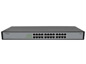 Switch Fast Intelbras - 24 Portas