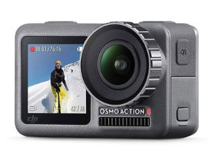 Câmera Osmo Action Dji - 4K Aprova D'água