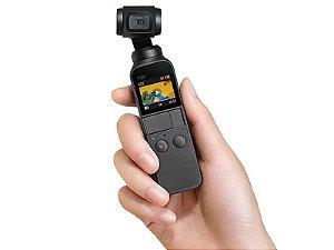 Câmera Dji Osmo Pocket 4K com Estabilizador