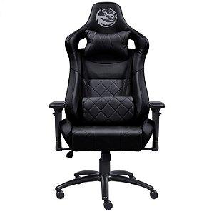 Cadeira Gamer Mad Racer V10 Preto - MADV10PTGL