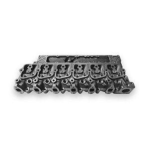 Cabeçote Motor Cummins 6BT Com Válvulas