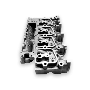 Cabeçote Motor Cummins ISB 3.9 - 4.5 Sem Válvulas