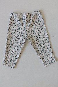 Calça CHILD OF MINE estampada - 6-12 Meses