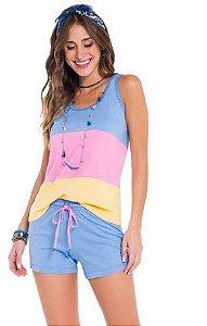 Pijama Regata Colors
