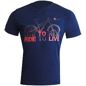 Camiseta Mtb Marelli - Live To Ride