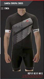 Camisa de Ciclismo Europa Cross - Marelli