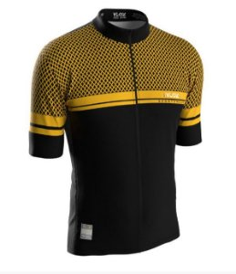 Camisa Ciclismo Tour Yellow Motion