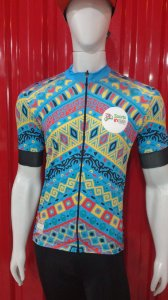 Camisa de Ciclismo - Estampado Sports Indaia