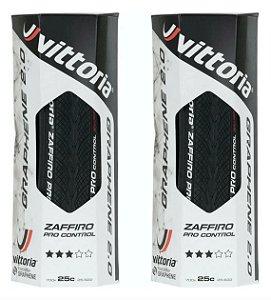 Pneu Vittoria Zaffiro Pro Iv Control 700x25 Grafeno 2.0