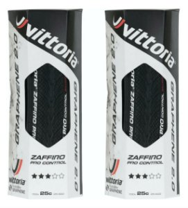 PAR - Pneu Vittoria Zaffiro Pro Iv Control 700x25 Grafeno 2.0