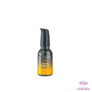 Óleo Finalizador Smooth Argan Oil - London