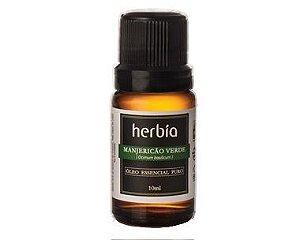Óleo Essencial de Manjericão Verde 10ml | Herbia