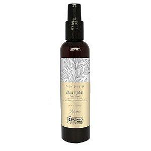Água Floral Orgânica de Tea Tree (Melaleuca) 200ml | Herbia