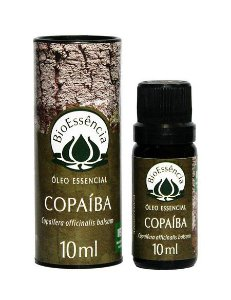 Óleo Essencial de Copaíba 10ml | BioEssência