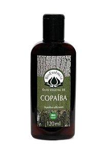 Óleo Vegetal de Copaíba 120ml | BioEssência