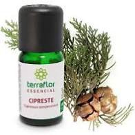 Óleo Essencial de Cipreste 10ml | Terra Flor