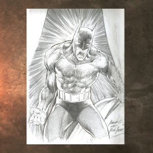 BATMAN after Neal Adams